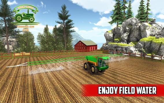Offroad Tractor Farming Sim screenshot 15