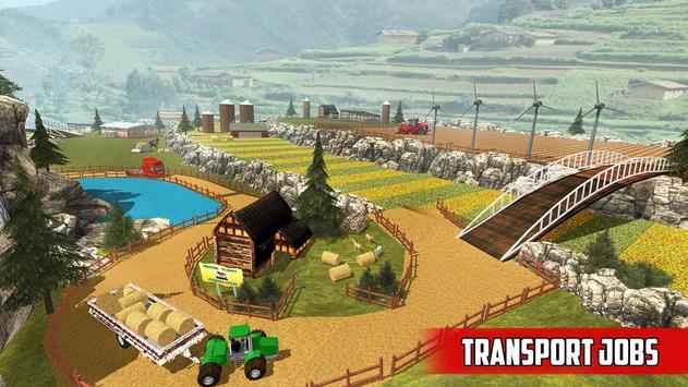 Offroad Tractor Farming Sim screenshot 11