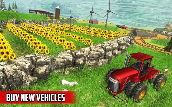 Offroad Tractor Farming Sim screenshot 1