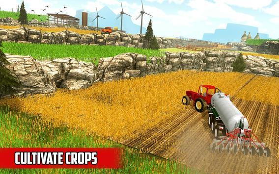 Offroad Tractor Farming Sim screenshot 2