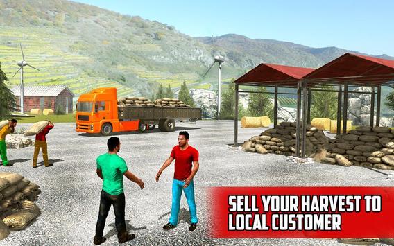 Offroad Tractor Farming Sim screenshot 4