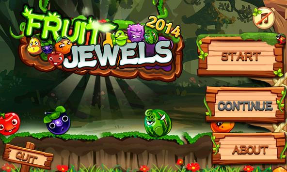 Fruit Jewels2014 poster