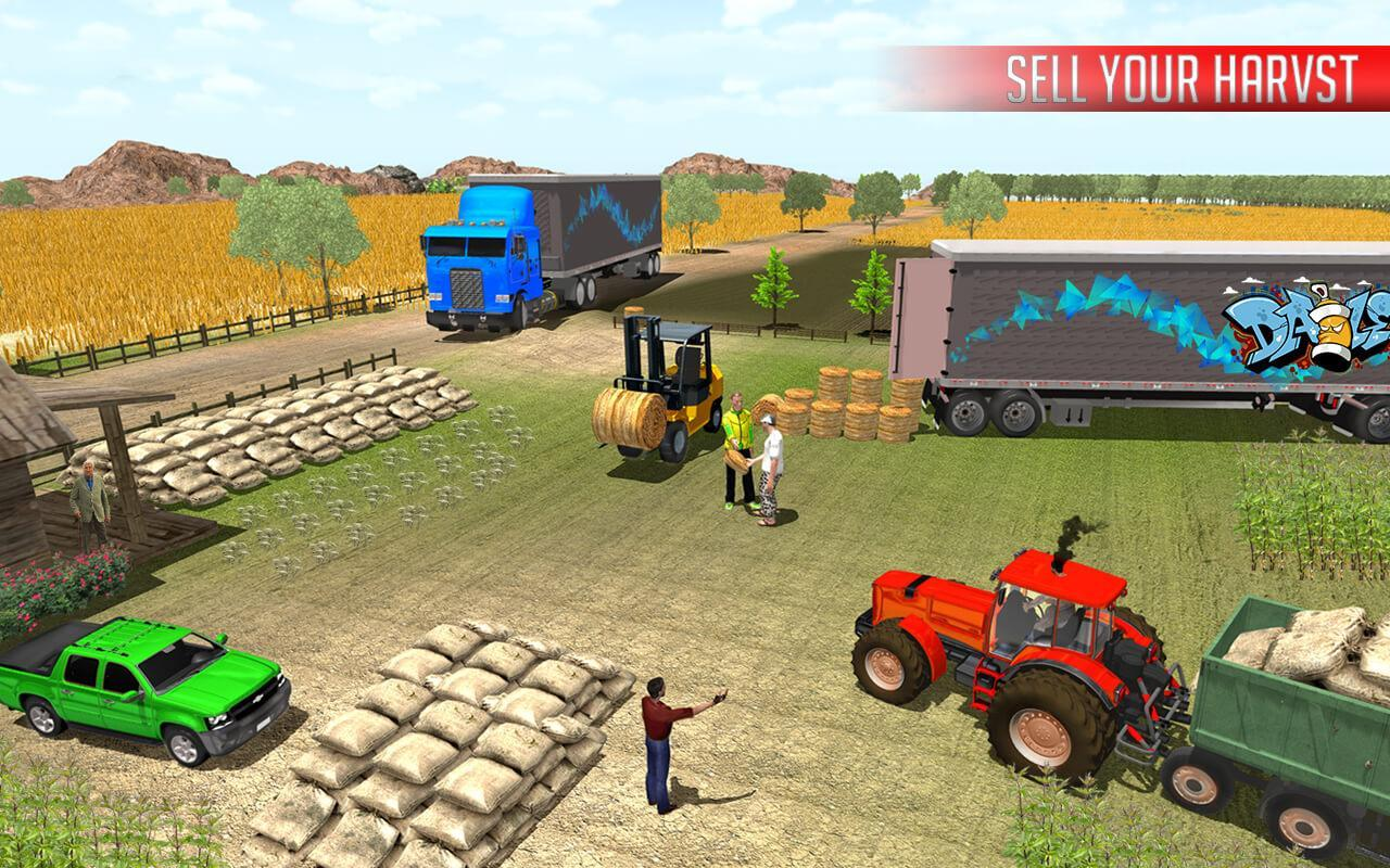 real tractor farming simulator 2018 for android apk download. Black Bedroom Furniture Sets. Home Design Ideas