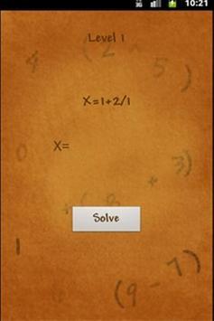 Solve This screenshot 1