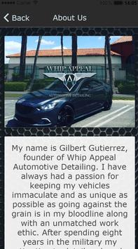 Whip Appeal Auto Detailing screenshot 1