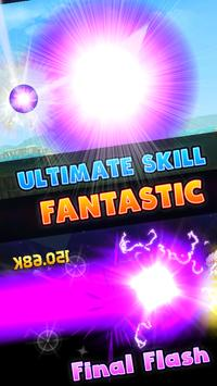 Super Fighter Vegeta Saiyan apk screenshot