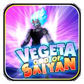 Vegeta God Of Saiyan icon