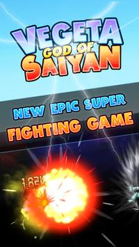 Vegeta God Of Saiyan apk screenshot