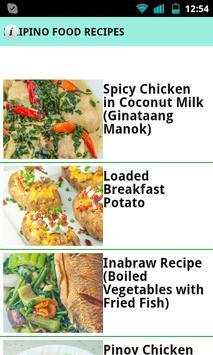 Filipino food recipes descarga apk gratis comer y beber aplicacin filipino food recipes poster filipino food recipes captura de pantalla de la apk forumfinder Gallery