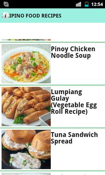 Filipino food recipes descarga apk gratis comer y beber aplicacin filipino food recipes captura de pantalla de la apk forumfinder Gallery