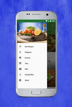 receitas de saladas screenshot 6