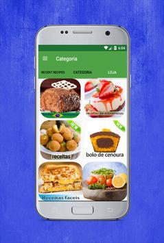 receitas de saladas screenshot 7