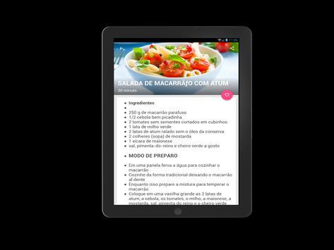 receitas de saladas screenshot 8