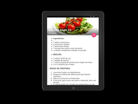 receitas de saladas screenshot 10