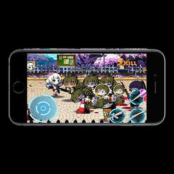 Honkai Gakuen-Guns Girls Z-World Jungle Adventure screenshot 3