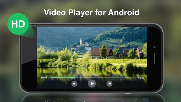 Video Player para Android apk imagem de tela