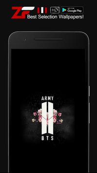 BTS Wallpaper 스크린샷 1