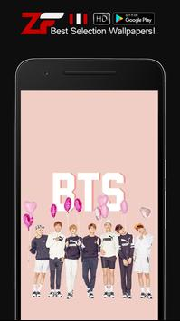 BTS Wallpaper स्क्रीनशॉट 2