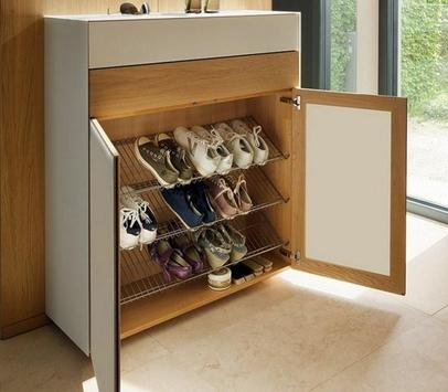 Shoe Rack Design Ideas für Android - APK herunterladen