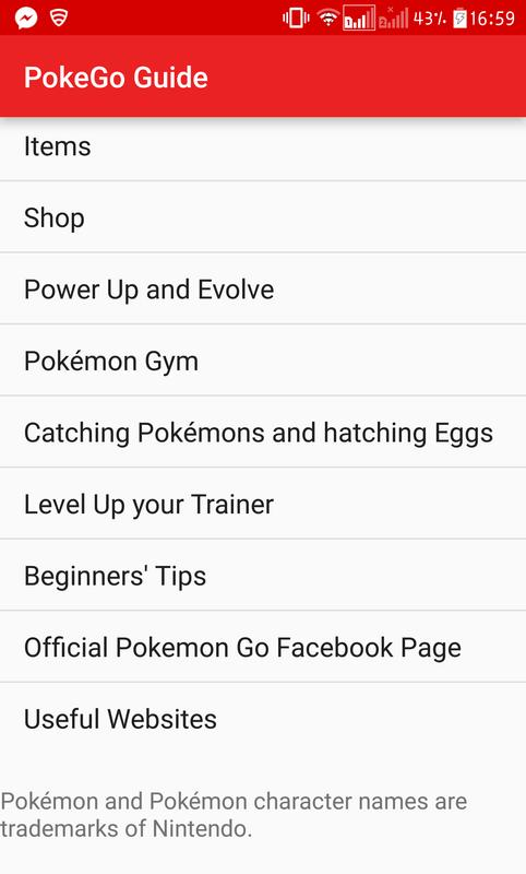 ultimate guide for pokemon go apk download free books reference