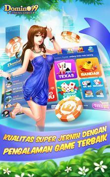 Domino QiuQiu Free - No. 1 di Indonesia poster