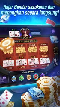 Pulsa Domino QiuQiu - No. 1 di Indonesia apk screenshot