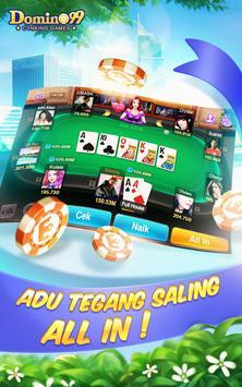 Domino QiuQiu Free - No. 1 di Indonesia screenshot 1