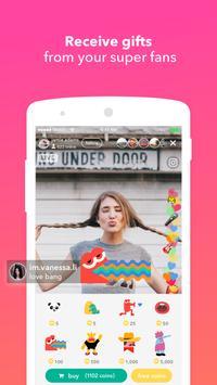 live.ly скриншот приложения