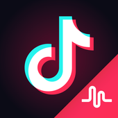TikTok - including musical.ly 圖標