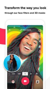 TikTok - вместе с musical.ly скриншот приложения