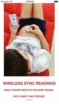 I Fetal Doppler poster