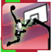 3D Basketball icon