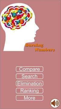 Burning Number poster
