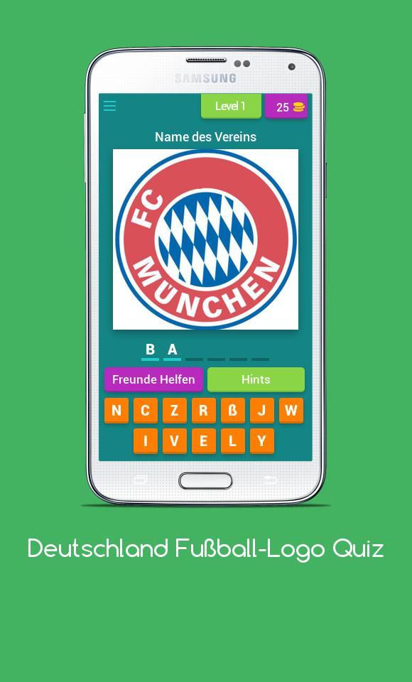 Deutschland Fussball Logo Quiz For Android Apk Download