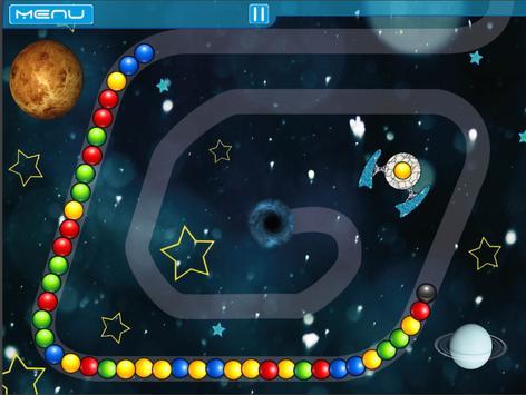 Deep Space Balls trial screenshot 9