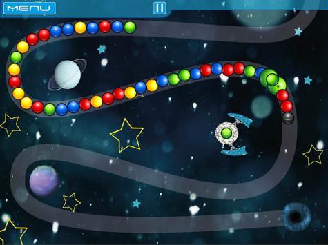 Deep Space Balls trial screenshot 3