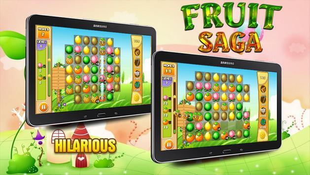 Fruit Saga screenshot 3