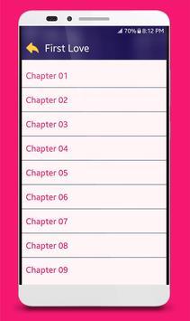 Famous Love & Romance Novels Screenshot 2