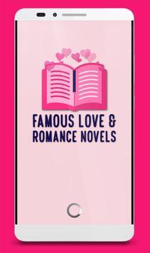 Famous Love & Romance Novels Screenshot 6