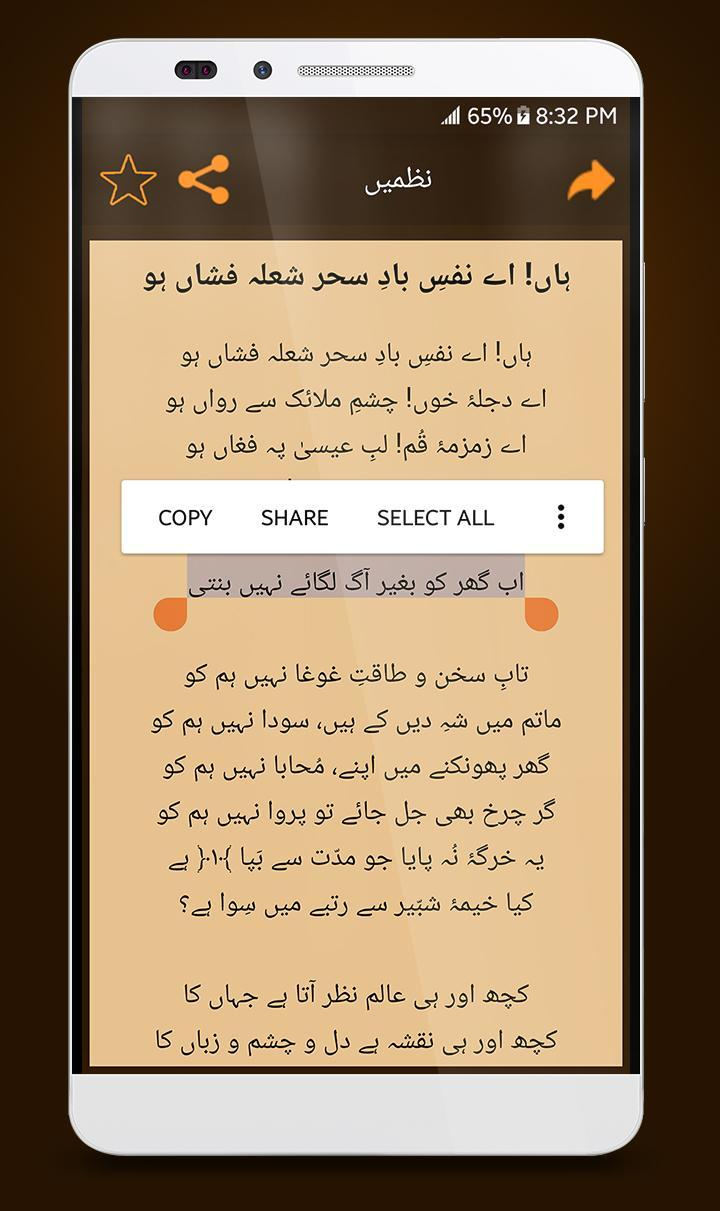 Deewan-e-Ghalib (Mirza Ghalib Poetry) for Android - APK Download