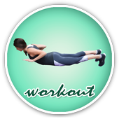 Ladies Chest Workout Guide icon