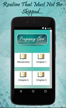 Pregnancy Care Tips apk screenshot