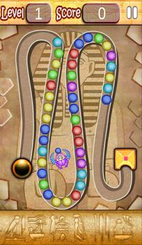 Bubble Africa: New Marble Blast And Bubble Shooter poster