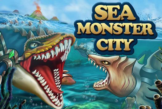 Sea Monster City poster