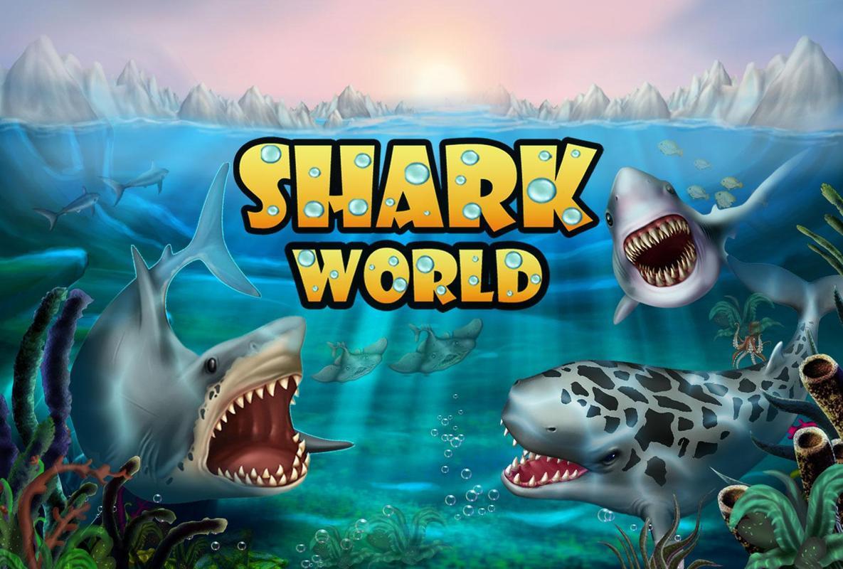 скачать взломанную игру shark на андроид