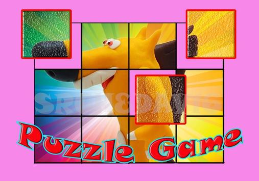 Zig and Marina Puzzle Games poster