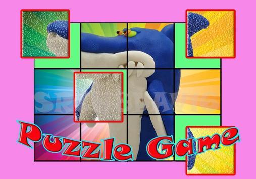 Zig and Marina Puzzle Games screenshot 1