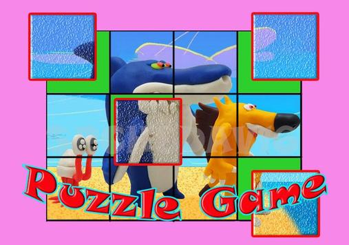 Zig and Marina Puzzle Games screenshot 2