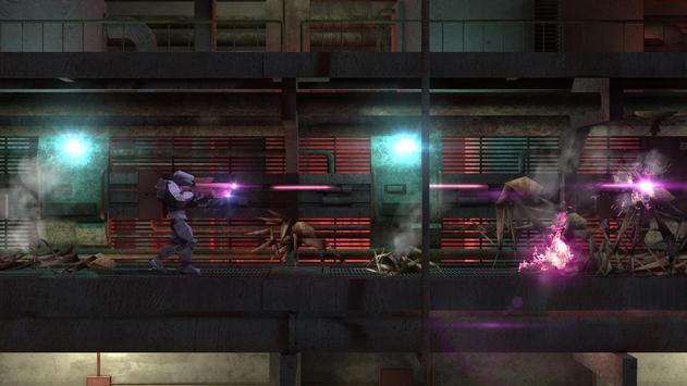 Metal Ranger. 2D шутер imagem de tela 3