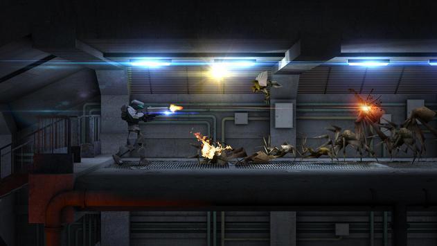 Metal Ranger. 2D шутер imagem de tela 1